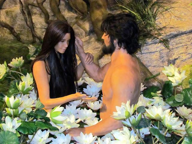 Manusia pertama, Adam dan Hawa