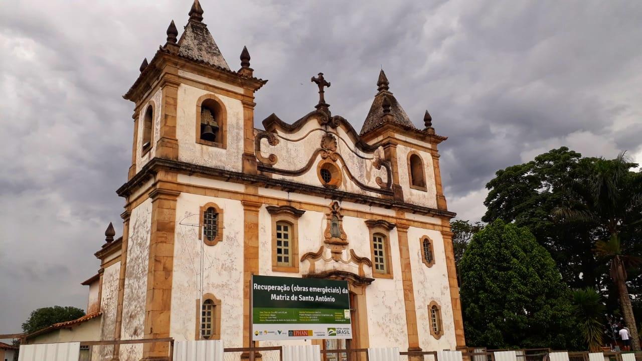 Glaura/Ouro Preto - Bate Volta a partir de Belo Horizonte