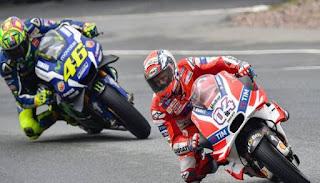 Tes MotoGP Austria 2016