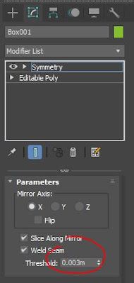 how to change the default values in 3d max your parameters