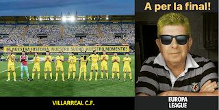 VILLARREALCF: A PER LA FINAL!