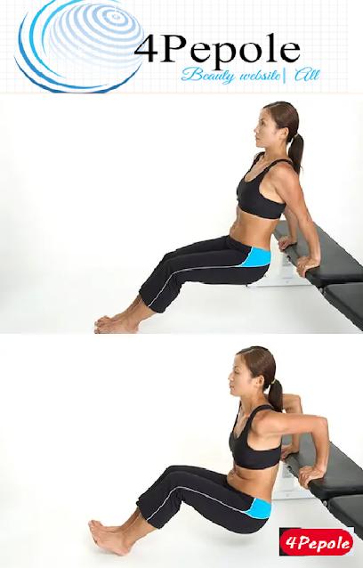 15 تمرين للذراع بدون أوزان لفقدان دهون الذراع بسرعة في المنزل