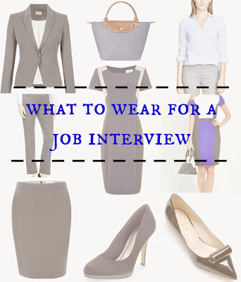 What to wear for a job interview?