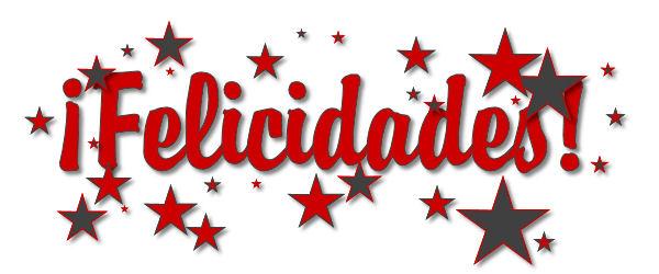 Felicidades - Imágenes para Felicitar