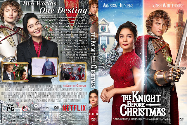 The Knight Before Christmas DVD Cover