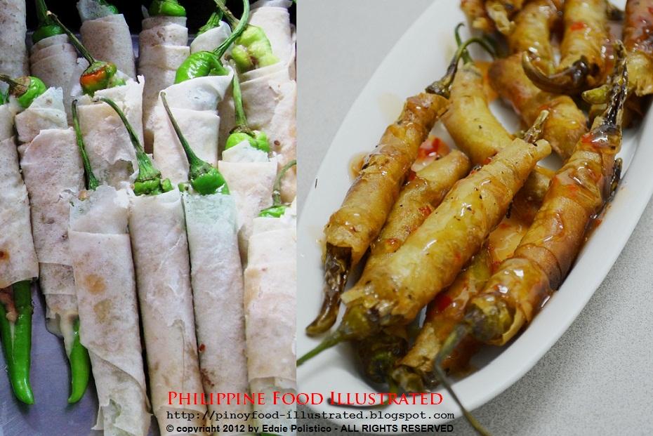 289bfa8185972 Philippine Food Illustrated: barako finger (dynamite chili stick)