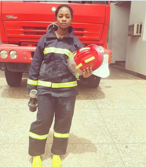 Nursing at The Federal Fire Service worker