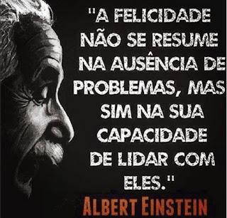 Os problemas de Albert Einstein