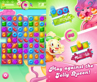 Game Info, Nama : Candy Crush Jelly Saga Apk, Kategori : Puzzle, Teka-Teki, Versi : 1.33.4 (up Des 2016), Size : 67 MB, OS : 2.3+, Developer : King, Dimainkan offline dan online, Link Download Candy Crush Jelly Saga v1.33.4 Mod Apk (Mega Mod), candy crush saga mod apk unlimited everything, download candy crush jelly saga apk, free candy crush soda mod apk, candy crush mod apk unlimited boosters, candy crush soda saga mod apk, candy crush jelly mega mod, candy crush saga mod unlock all level,