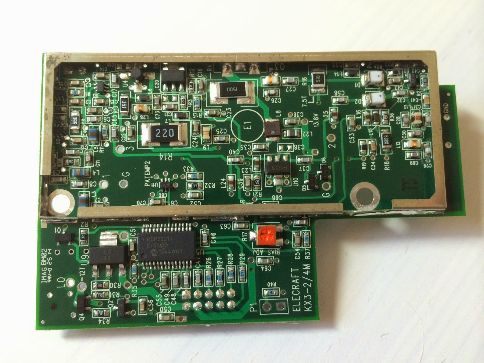 Pimping Elecraft KX3 for VHF and up