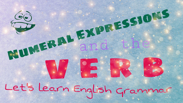 Numeral Expression and the verb