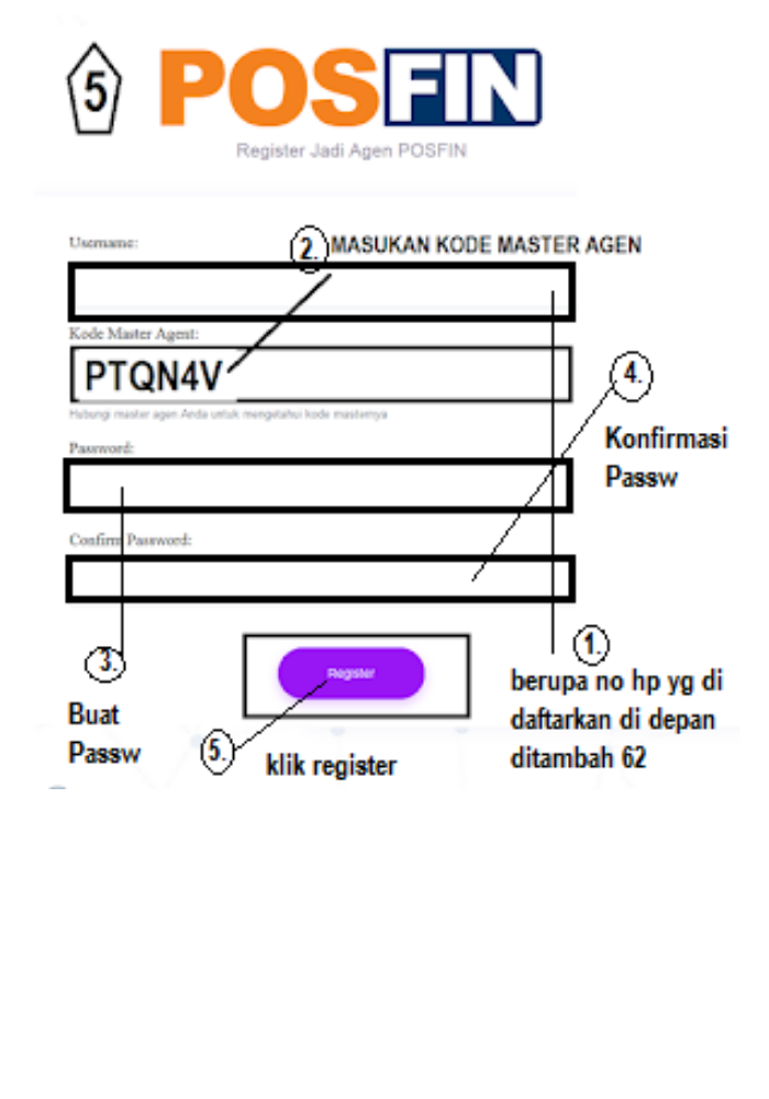 top up posfin | fosfin dan pospay