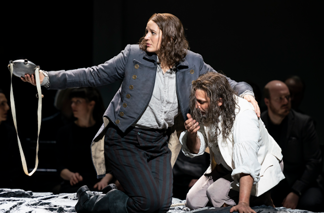 Beethoven: Fidelio - Lise Davidsen, Jonas Kaufmann - Royal Opera (Photo ROH/Bill Cooper)