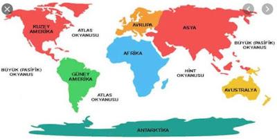 2194 Metre Rakımla En Yüksek Kıta Hangisidir