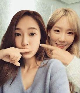 Taeyeon and Jessica