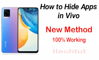 How To Hide Apps in any Vivo Mobile Phones