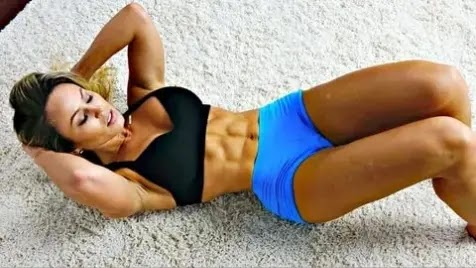 Flat Stomach Exercises To Show Off Your Abs