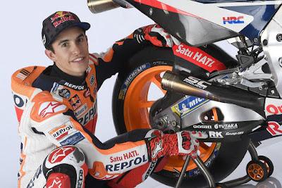 Αλυσίδα Κίνησης Marc Marquez RK