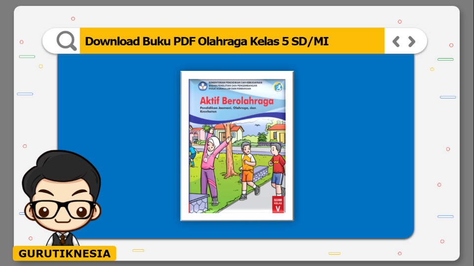 download buku pdf olahraga kelas 5 sdmi
