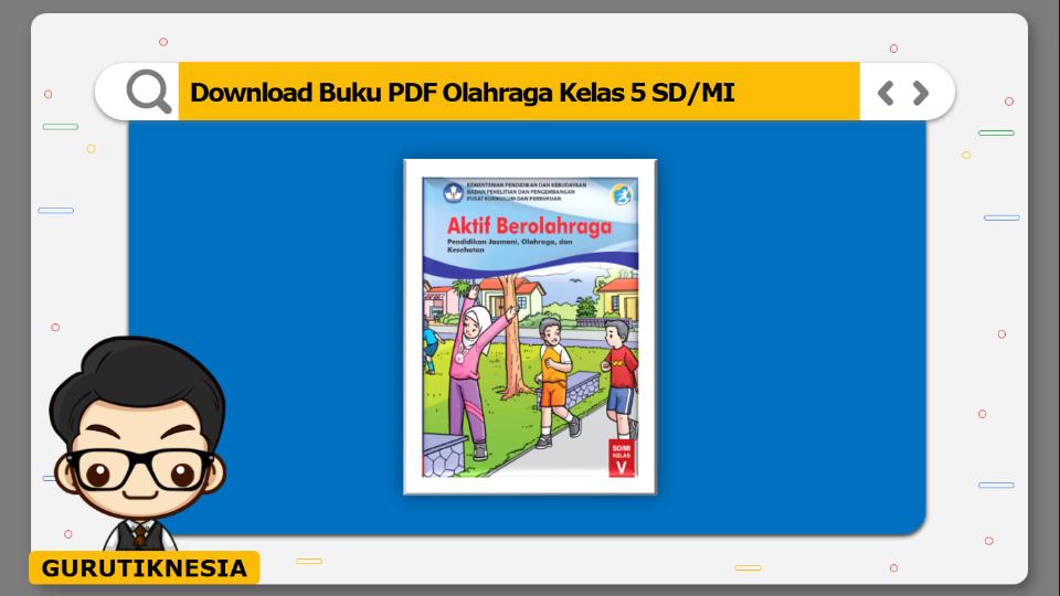 download buku pdf olahraga kelas 5 sdmi