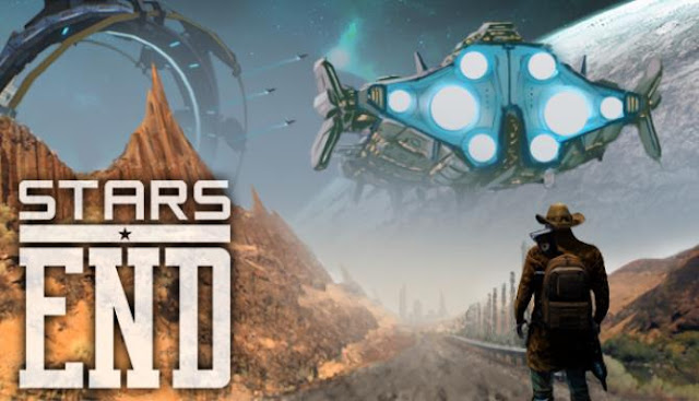 Stars End  Bring to your attention a scientific game with elements of survival, which tells about the confrontation between people in distant galaxies.
