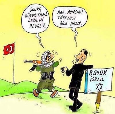 israil, yahudi, yakup,yusuf, türk barağı, karikatür, kürt, siyonist, büyük israil, arzı mevud, BOP, büyük ortadoğu projesi, kürdistan, suriye, ırak, iran, türkiye