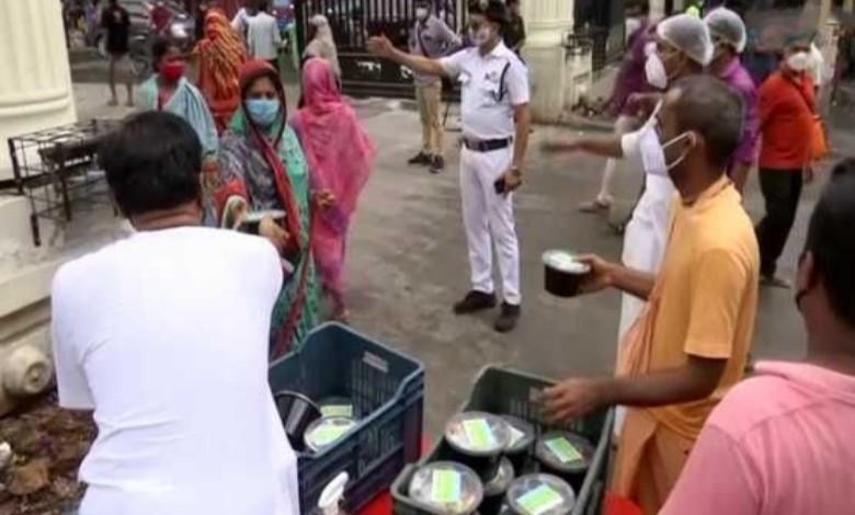 ISKCON has distributed 15 crore free mills to help the needy in Corona