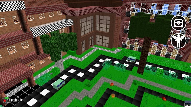 Build with Cubes Minecraft - Play Online Free Game