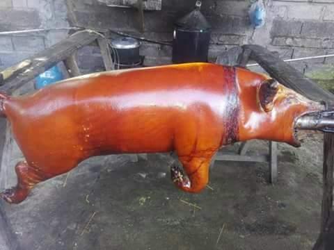 Babi guling di payangan
