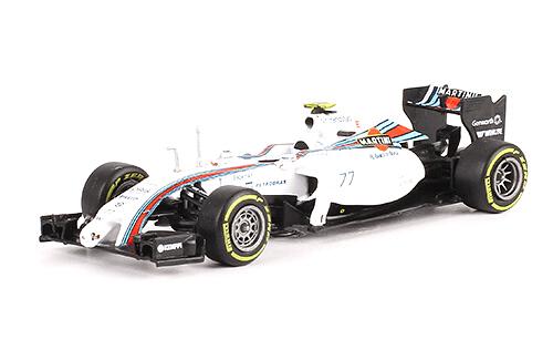Williams FW36 2014 Valtteri Bottas f1 the car collection