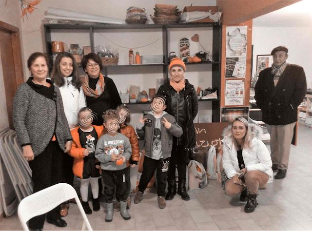 """Τρόφιμα από τον Σύλλογο Γονέων και Κηδεμόνων του 7ου Νηπιαγωγείου Ναυπλίου στην """"Πύλη της Αγάπης"""""""