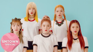 Lyric : Red Velvet - Hear The Sea