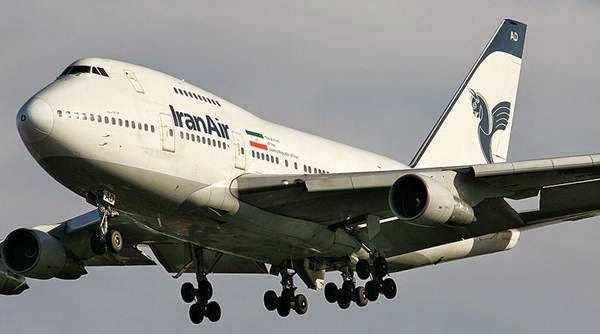 Pesawat Iran Air