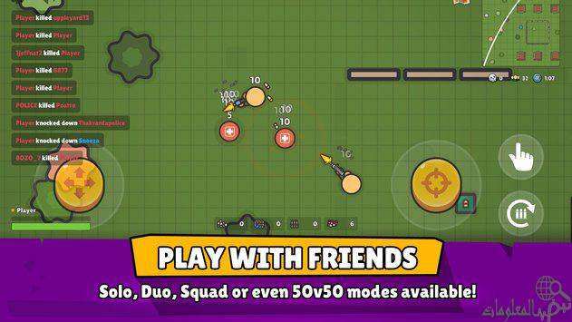 10 ألعاب بديلة للعبة PUBG Mobile مدهشه