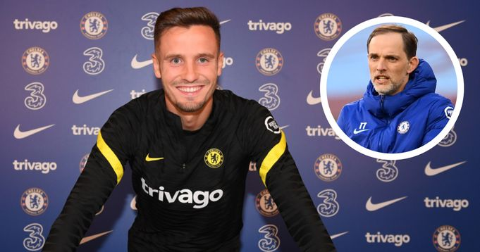 Saul reveals Tuchel words that convince him to join Chelsea