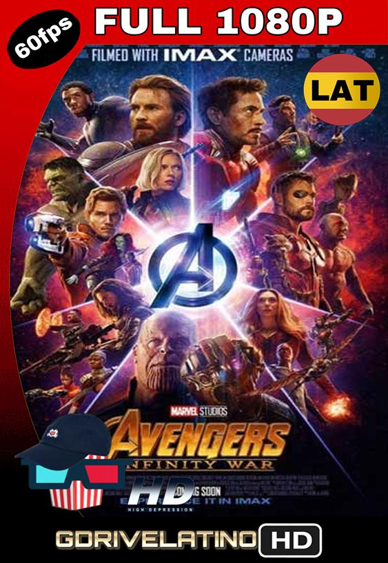 Avengers: Infinity War (2018) FULL 1080p IMAX EDITION Latino-Inglés MKV