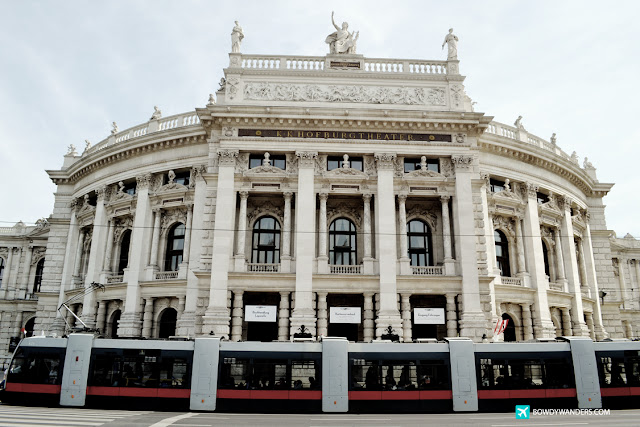 bowdywanders.com Singapore Travel Blog Philippines Photo :: Austria :: Vienna's Burgtheater: Yes, You Can Have A Good Theater Treat in Austria