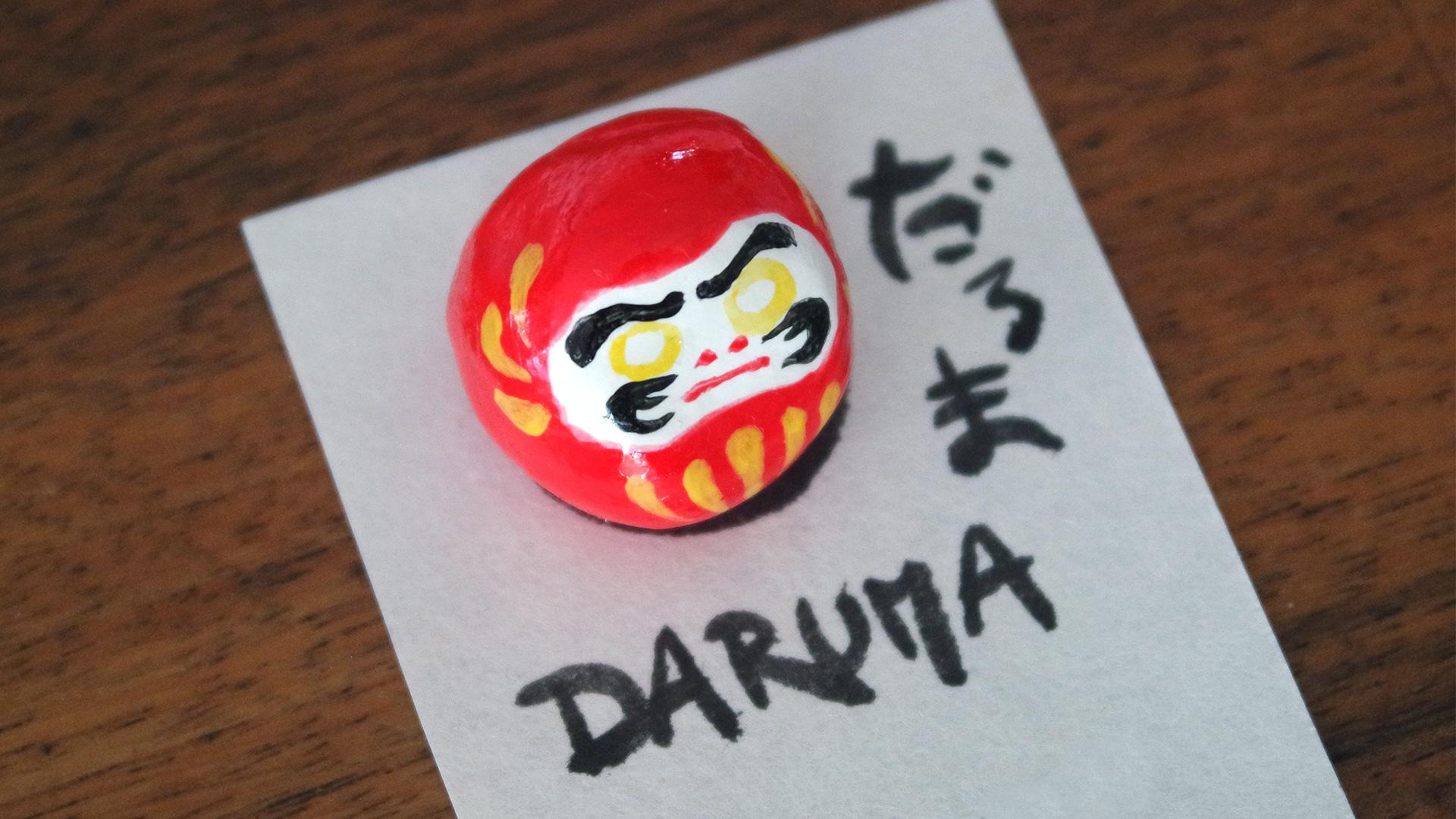 soult dough daruma