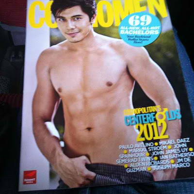10 Cosmo Centerfolds 2012