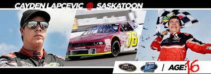 #NASCAR Rookies Rule - Cayden Lapcevic