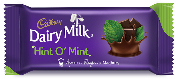 Presenting India's New Cadbury Dairy Milk – Hint O'Mint and Panjeer, made by our consumers, for our consumer