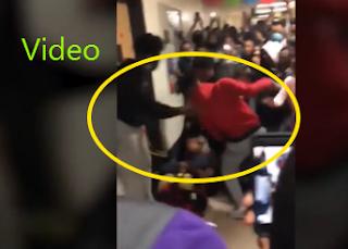 Meadowbrook high school fight full video