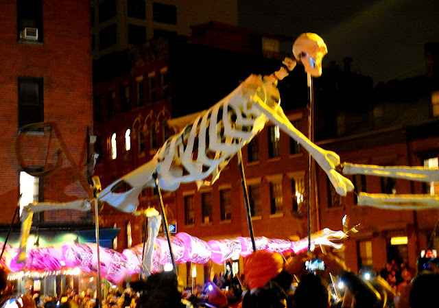 Halloween Parade 2015 - New York