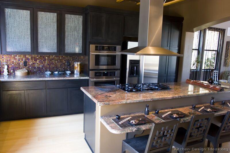 Modern Furniture Asian Kitchen Design Ideas 2011 Photo