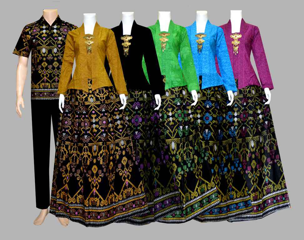 Sarimbit Batik Model Kutubaru - Batik Bagoes Solo