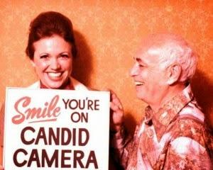 Allen Funt Candid Camera