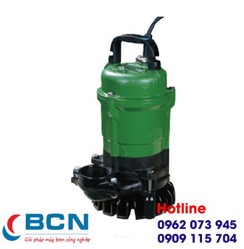 Giới thiệu máy bơm chìm nước thải công suất lớn 3 pha