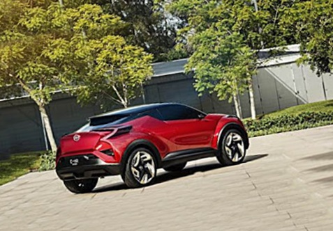 Toyota C-HR 2018 Review