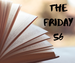 The Friday 56: The Courier by Gordon J. Campbell
