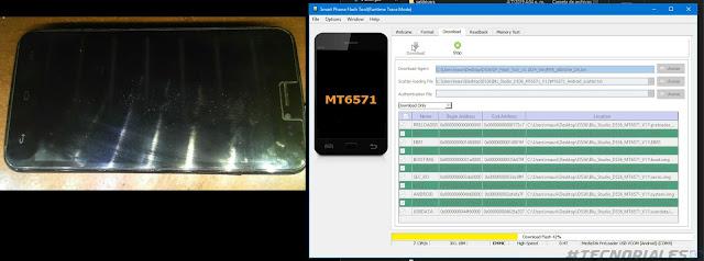 blu d536 sp flash tool scatter